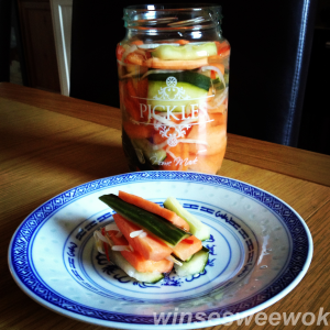 Vegetable Pickles