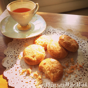 almond cookies 3