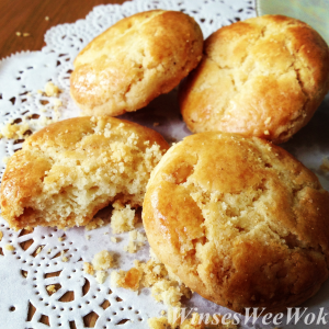 almond cookies 5
