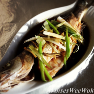 hong kong style steamed fish 3