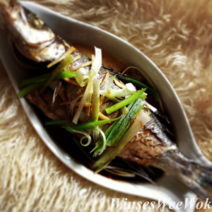 Hong Kong style steamed fish