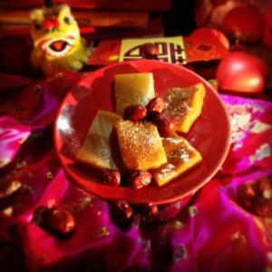 CNY cake 3