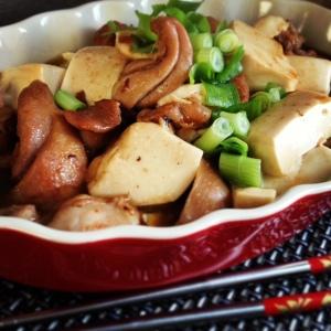 Home style Chicken tofu 2