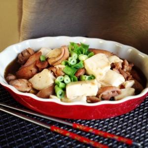 home style chicken tofu