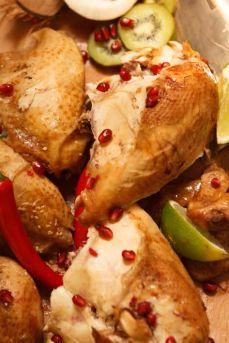 Soy Chicken 2